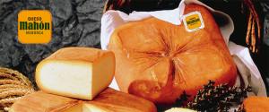 Menorca cheese Mahon queso