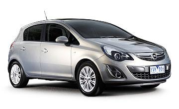 Opel Corsa (5 puertas) o similar