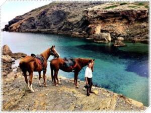 horse-riding in menorca